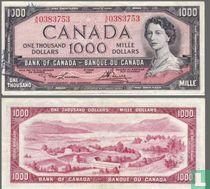 Canada 1000 Dollars