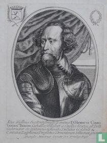 Illus Trissimus Ecellentissimus Dominus D. HENRICUS COMES VANDEN BERGHE,