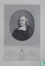 CASPER FAGEL, RAADPENSIONARIS VAN HOLLAND.