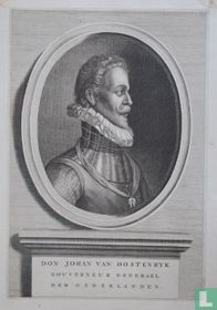 DON JOHAN VAN OOSTENRYK, GOUVERNEUR GENERAEL DER NEDERLANDEN.