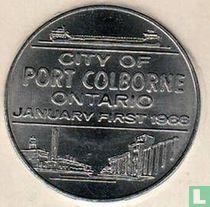 Canada Port Colborne 1966