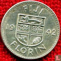 Fiji 1 florin 1942