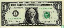 Verenigde Staten Dollar 2013 E