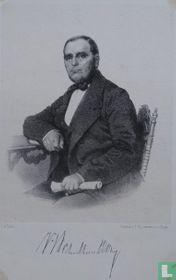 portet van J.Jc. Schultens Dozij (1803-1871)