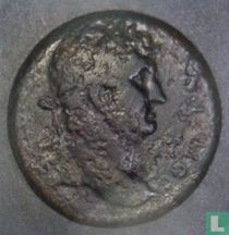 Romeinse Rijk, AE 26, 117-138 AD, Hadrianus, Koinon, Macedonië, 120-122 AD