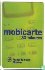 Recharge Mobicarte 30 minutes