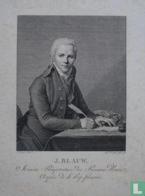 J. BLAUW Ministre Plénipotentiaire des Provinces-Unies Auprès de la Rép. Française.