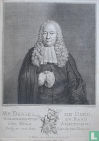 Mr. DANIEL DE DIEU, BURGEMEESTER EN RAAD DER STAD AMSTERDAM, Baljuw van den Lande van Blois enz.