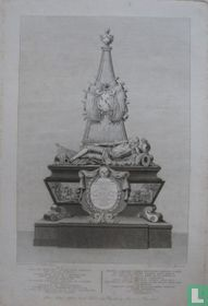 Graftombe van Menno, baron van Coehoorn