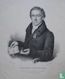 Mr. HENDRIKUS OCTAVIUS FEITH, Raadsheer in het Geregtshof van Groningen en Archivaris dier Provincie.