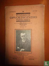 Vlaamsch opvoedkundig tijdschrift 9