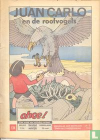 Juan Carlo en de roofvogels