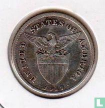 Filipijnen 20 centavos 1917