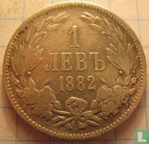 Bulgarije 1 lev 1882