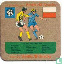 WK voetbal Argentinië 1978 - Pologne