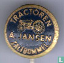 A. Jansen tractoren