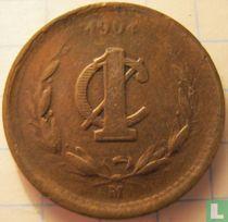 Mexico 1 centavo 1904 (M)
