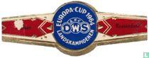 Europa-cup 1964 A.F.C. D W S Landskampioenen - Hudson - Roosendaal