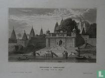 BENARES in BENGALEN die heilige Stadt der Hindus