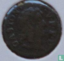 Dombes denier Tournois 1650