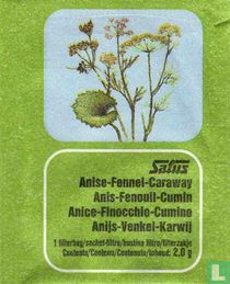 Anise-Fennel-Caraway
