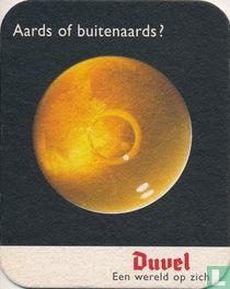 Aards of buitenaards ? Spirit of Flanders - Design