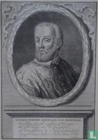 ANTHONIS PERENOT, KARDINAAL VAN GRANVELLE.