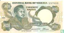 Nigeria 20 Naira 2005