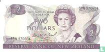 Nieuw-Zeeland 2 dollar