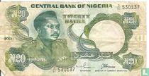 Nigeria 20 Naira 2003