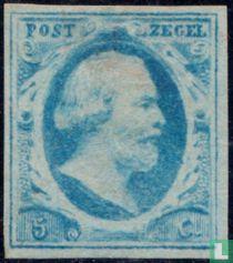König Wilhelm III-1st emission