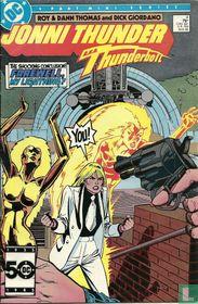 Jonni Thunder a.k.a. Thunderbolt 4
