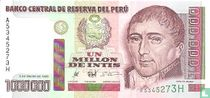 Peru1.000.000 intis