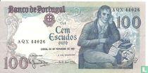 Portugal 100 Escudos 1981