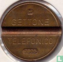 Gettone Telefonico 7805 (IPM)
