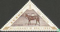 Lundy paarden
