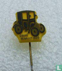 Coupé Renault 1900 [zwart op geel]