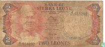 Sierra Leone 2 Leones 1985