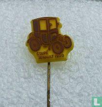 Coupé Renault 1900 [bruin op geel]