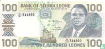 Sierra Leone 100 Leones 1990