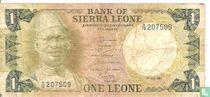 Sierra Leone 1 Leone 1981
