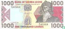 Sierra Leone 1.000 Leones 1993