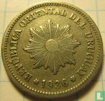 Uruguay 2 centesimos 1936