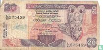 Sri Lanka 20 rupees