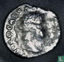 Romeinse Rijk, AR Denarius, 54-68 AD, Nero, Rome, 67-68 AD