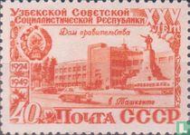 25 jaar Oezbekistan