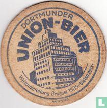 Weltausstellung Brüssel 1935 / Dortmunder Union-Bier