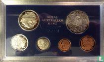 Australië jaarset 1981 (PROOF)