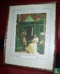 The Lovers - Samuel Edmund Waller (1850-1903)