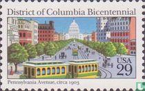 200 jaar District of Columbia